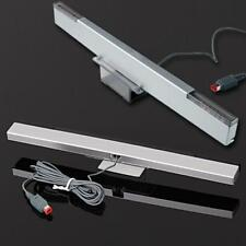 Infrared Wired Ray Sensor Bar Stand Holder for Nintendo Wii WiiU Video Games top
