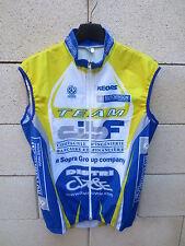Maillot cycliste VTT Team CIBF KEOPS HUTCHINSON shirt jersey maglia WIND TEX 4 M