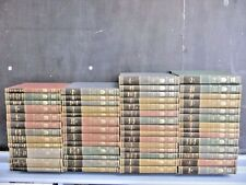 GREAT BOOKS BY ENCYCLOPEDIA BRITANNICA, 54 VOLUMES
