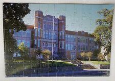 ROANOKE, VA, JEFFERSON HIGH SCHOOL JIGSAW PUZZLE, 72 PIECES, VINTAGE NEW