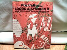 Print's Best Logos and Symbols No. 3 by R C Publications Staff (1994, Hardcover)