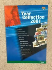 The Irish Stamp Year Collection 2001