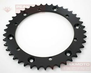 JT Sprockets - JTR853.41 - Steel Rear Sprocket, 41T Yamaha Banshee 1989-2006