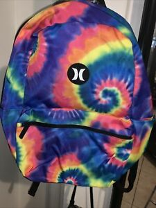 Hurley Tie Dye Backpack