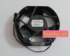 1pcs and /For DELTA EFB1524VHG Fan 24V 1.70A 3wire 15*17*5CM