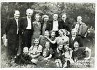 1952 photo from the USSR HAPPY PEOPLE IN THE TOWN ON KUPAVNA (Moscow region)