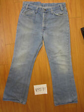Vintage levi's 547 polyblend denim tag 38x32 levi's for men V5590