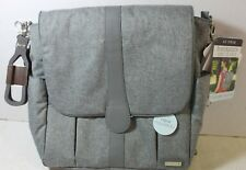 Skip Hop Duo Signature Carry All Travel Diaper Bag Tote with Multi Pocket