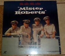 LASERDISC --  MISTER ROBERTS Widescreen Sealed Laser Videodisc