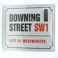 Blechschild London Downing Metall Schild 30 cm,Nostalgie Metal Shield