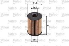 VALEO Ölfilter 586516 Filtereinsatz für ABARTH LANCIA ALFA FIAT JEEP SUZUKI OPEL