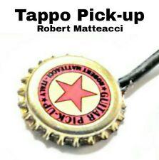 Piezo Contact Microfono Pick-Up per Chitarra Violino Banjo Ukulele Matteacci