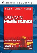 IT'S ALL GONE PETE TONG  Region Free DVD - Sealed