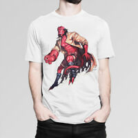 Hellboy Art T-shirt, Cool Tee, Men's Women's All Sizes