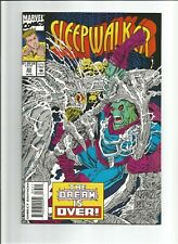 Sleepwalker #33 LAST ISSUE HTF HIGH GRADE RARE MARVEL COMICS
