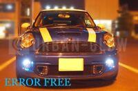 MINI COOPER Xenon Bright White LED Side Light Bulbs R50 53 R56 ERROR FREE
