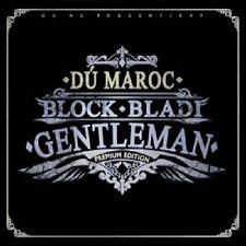 DU MAROC - BLOCK BLADI GENTLEMAN (LIMITED BOXSET INKL.T-SHIRT GRÖßE M) 3 CD NEU