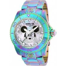 Invicta 25182 Disney Grand Diver Automatic Limited Edition Iridescent Mens Watch