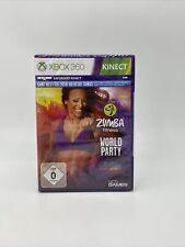 Xbox Zumba Fitness World Party 505 Games | Kinect | Sport | Bewegung | NEU | TOP