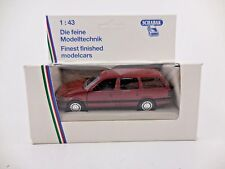 Schabak VW Volkswagen1016 Passat Variant Red 1/43 New in Box Germany