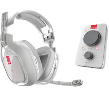 Astro A40 TR Over‑Ear Headset with MixAmp Pro TR for XBOX One‑ White