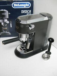 Delonghi Dedica EC 680.BK Espresso Machine Black