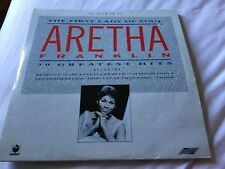 "Aretha Franklin - The First Lady Of Soul Greatest Hits 12"" Vinyl LP"
