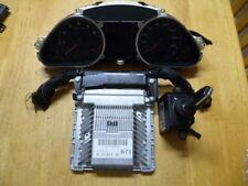 05 08 Audi A6 C6  3.2L Engine Computer ECU Remote Key Lock Speed Cluster 190K