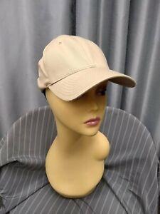 Flexfit Khaki Cap. Size S-M