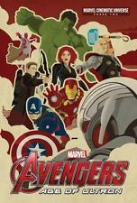 Marvel Cinematic Universe: Phase Two: Marvel's Avengers: Age of Ultron by...