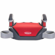NEW GRACO POMPEIAN RED GROUP 3 CHILD BOOSTER CAR SEAT UNIVERSAL CAR SEAT RED