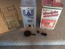 Luhr Jenson Little Chief Electric Smoker , Top Loader , #9900