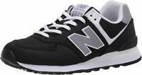 New Balance 574v2, Sneaker Uomo - ML574SCI BLK SCARPA