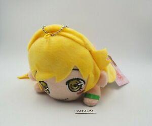 """Bakemonogatari B0806 Shinobu Oshino SEGA Plush 7"""" Stuffed TAG Toy Doll Japan"""