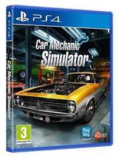 Car Mechanic Simulator PS4 (Sony PlayStation 4, 2019) Brand New - Region Free