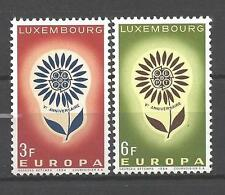 EUROPA 1964 Luxembourg neuf ** 1er choix