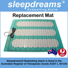 REPLACEMENT MAT ONLY for Sleepdreams® Bedwetting Mattress Alarm System
