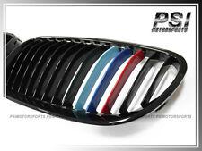 BMW E92/E93 LCI 2011-2013 328i 335i Coupe M Tri Color Gloss Black Front Grille