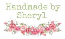 Personalised Labels Pink Garland / Address / handmade / design 283 (set 260)