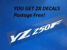Yamaha YZ250F SIDE PANELS STICKERS