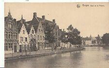 Belgium Postcard - Bruges - Qual de la Pterie   U368