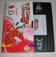 film VHS ESPLORANDO  IL CORPO UMANO - IL CUORE - De Agostini Junior (F6**)no dvd