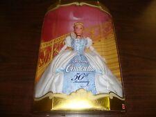 "Cinderella---Disney Doll---50th Anniversary---12"" Tall---1999---COA"
