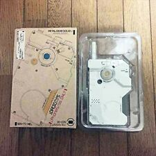 Sentinel Metal Gear Solid V Ground Zeroes iDroid Type iPhone Case TGS ver. White