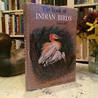The Book of Indian Birds by Ali, Salim Hardback Book The Fast Free Shipping