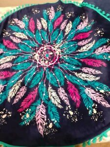 New and never used - Beautiful, stylish and attractive beach towel