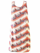 Polyester Casual Geometric Dresses Tunic/Smock Dress