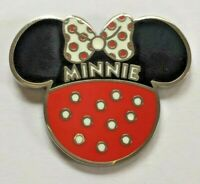 Disney Pin Badge Minnie Icons - Minnie