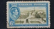 Bahamas SC107 Port Charlotte (used)George VI 1938-1946