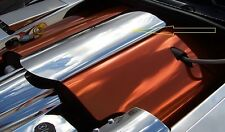 C6 Corvette 2005-2013 Stainless Steel Plenum Cover - Polished LS3